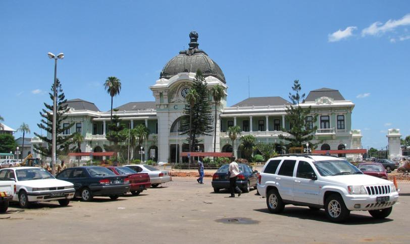 Train-Station Maputo