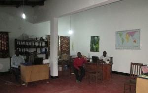 Marromeu ufficio nuovo